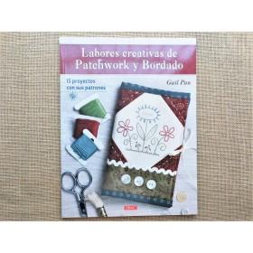 """LIBRO """"LABORES CREATIVAS DE..."""